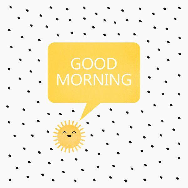 Good Morning Art Print by Elisabeth Fredriksson