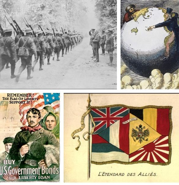 Causes of ww1:  There were other causes that contributed to WW1 other than the assassination of Archduke. Mutual defence allies, imperialism, nationalism, and militarism all were minor influences of the beginning of WW1.