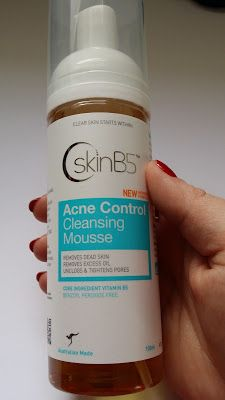Michelle's Little Beauty Space - SkinB5 Acne Control Cleansing Mousse