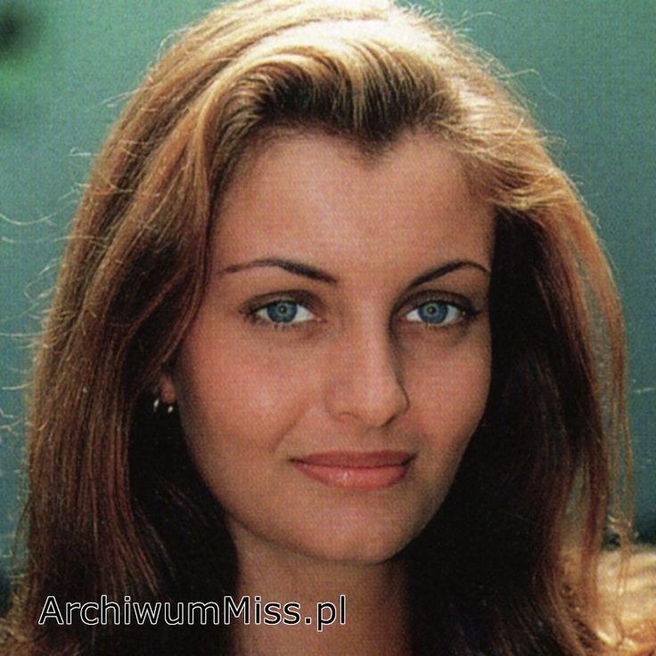 Grażyna Domańska #MissPolski 1997 #winner #najpiekniejszapolka #themostbeautifulgirl #misspoland