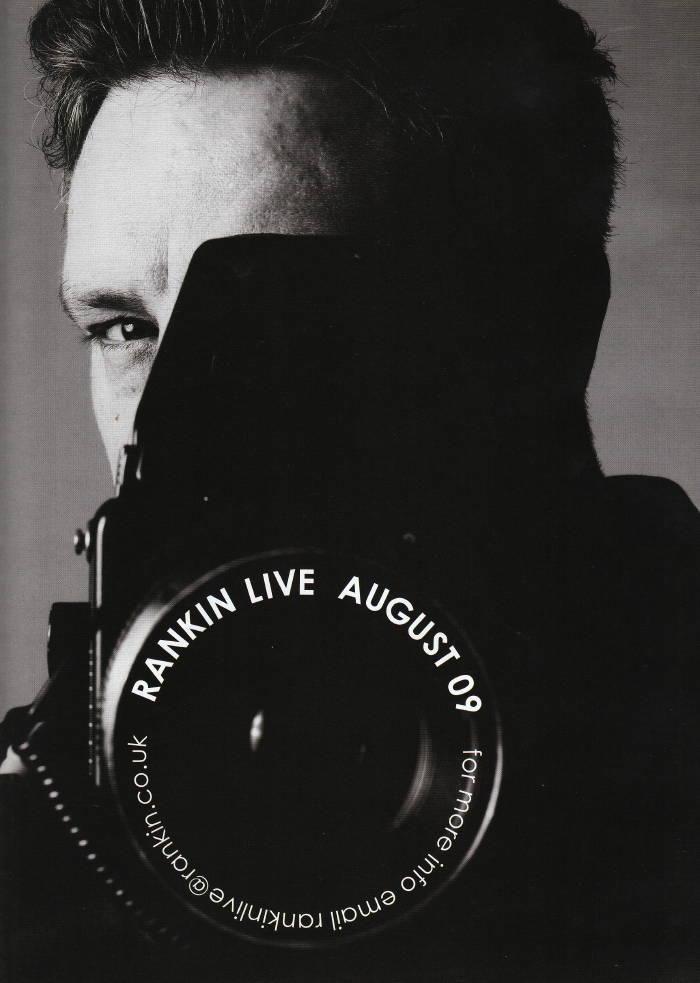 Self Portrait for Rankin Live August 09 (Self Portrait)