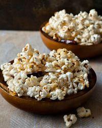 Sesame-Chile Kettle Corn Recipe