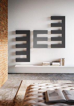 slimline radiators geometric composition