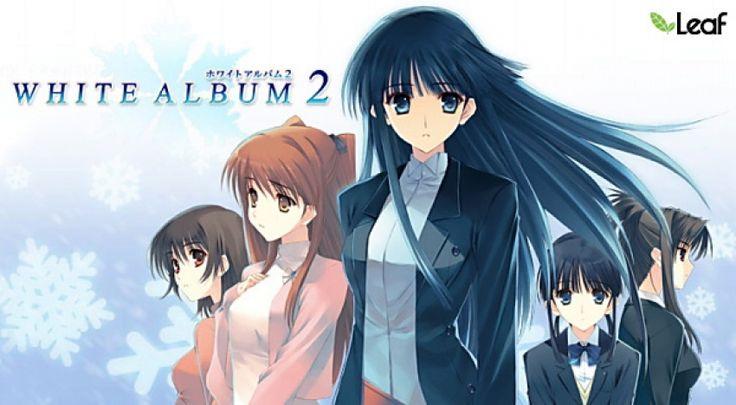 La visual novel  News White Album 2 diventa un anime