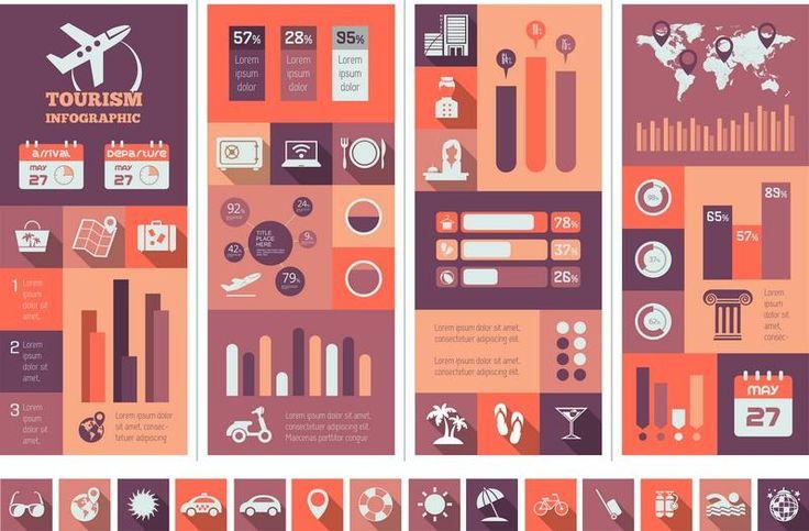Twitter / KravchukAndrew: #travel #infographics #template ...