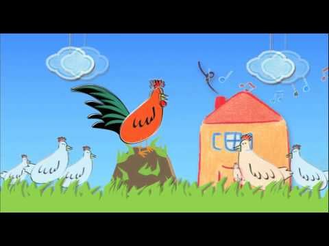 Pourquoi le coq chante-t-il le matin ? - YouTube