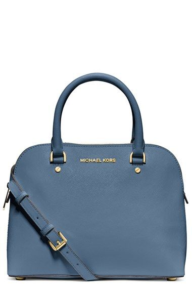 MICHAEL+Michael+Kors+'Medium+Cindy'+Dome+Satchel+available+at+#Nordstrom