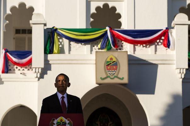 President Obama Press Conference with President Jakaya Kikwete of Tanzania