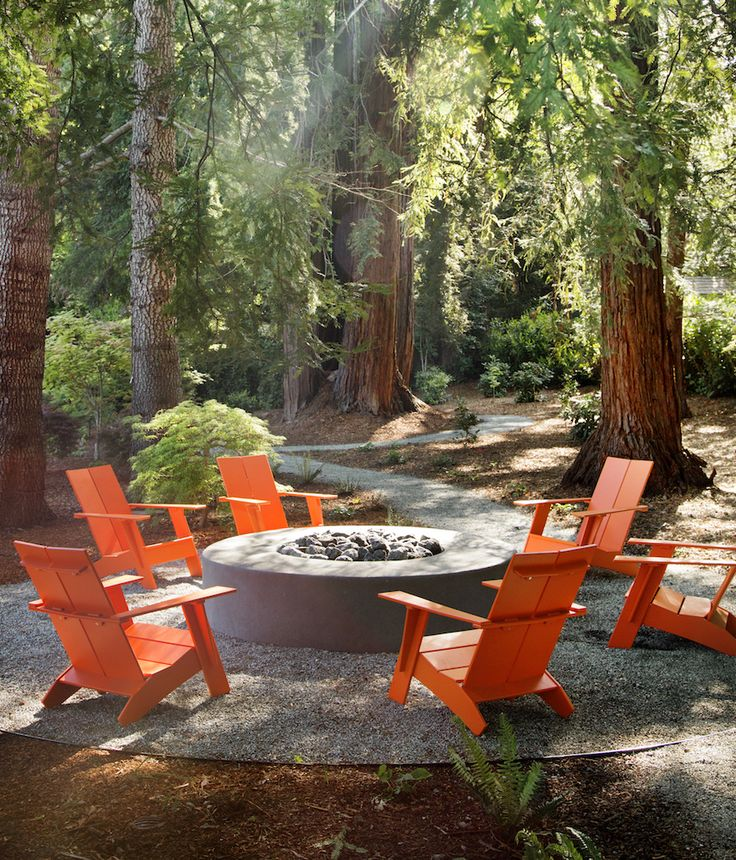 Outdoor Furniture Spotlight: Colorful, Recycled Designs From Loll