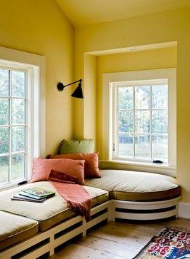 Derby Hill Farm Lyme NH - traditional - bedroom - burlington - Smith & Vansant Architects PC