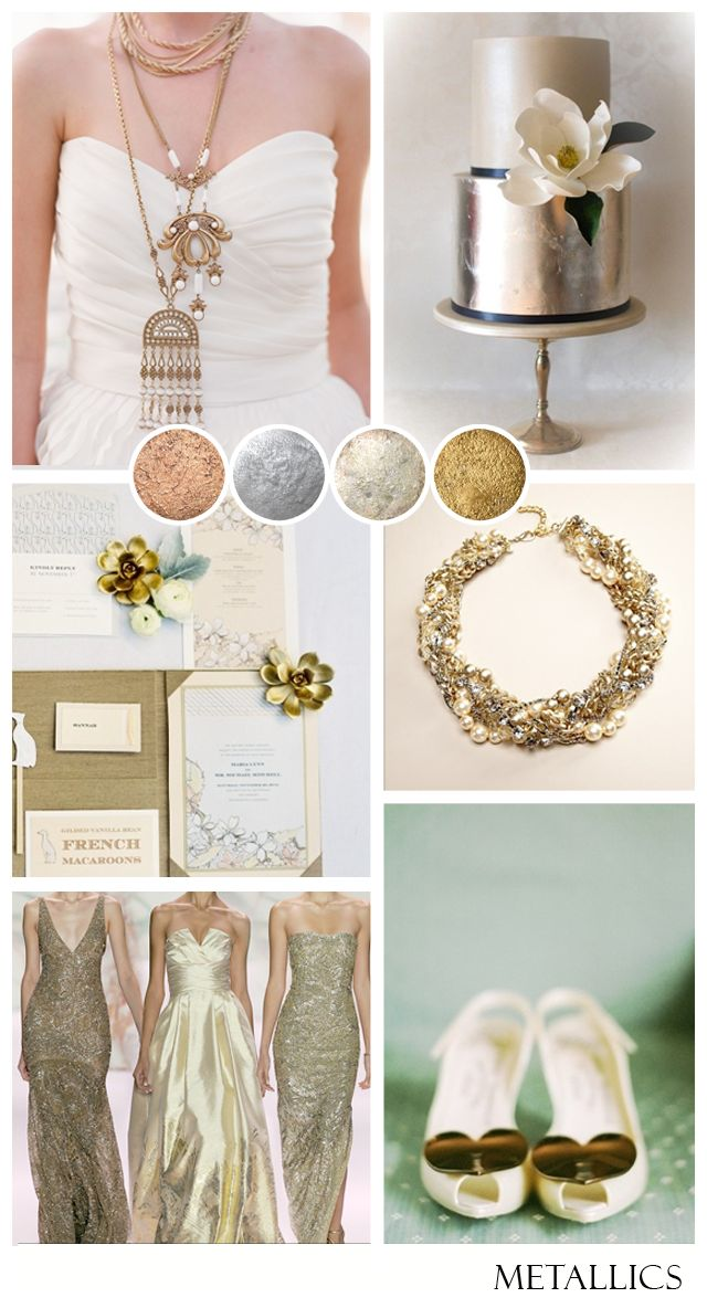 Mad About Mixed Metallics