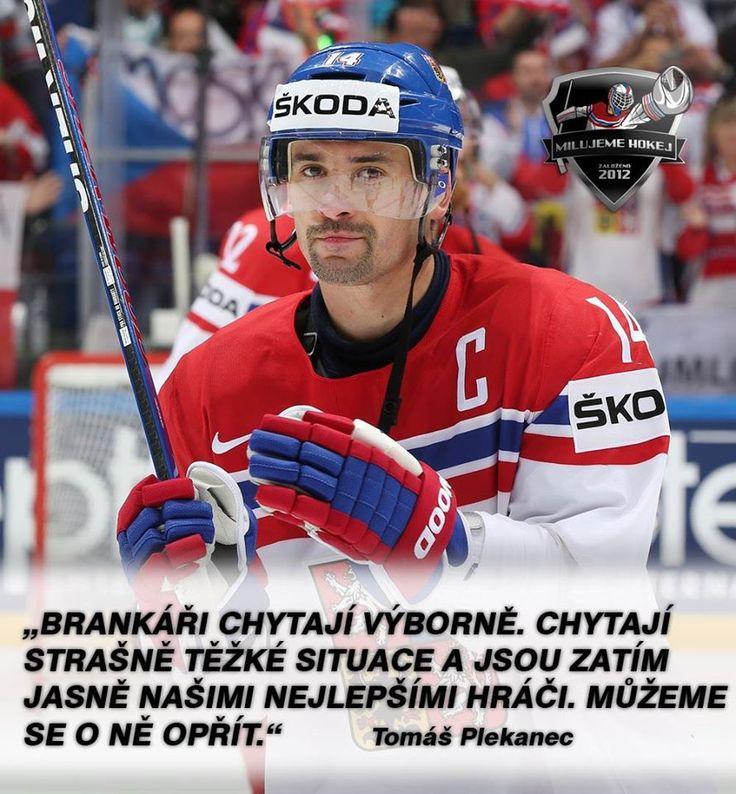 14 Tomas Plekanec Official Game Announcer   goal 1-0  #CZEvsDEN 15may2016 #WC2016  38 Furch GK https://www.facebook.com/MilujemeHokej/photos/a.323338714402450.70410.323069101096078/1014164198653228/?type=3
