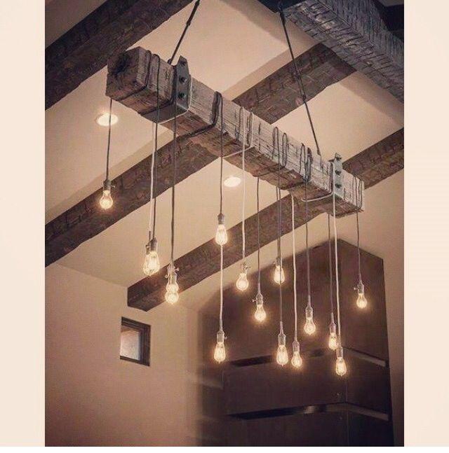 Lightbulbs Original lamp Beautiful Decoration Wood