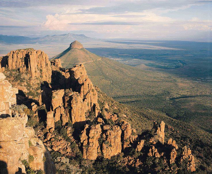 Valley of Desolation - Eastern Cape South Africa