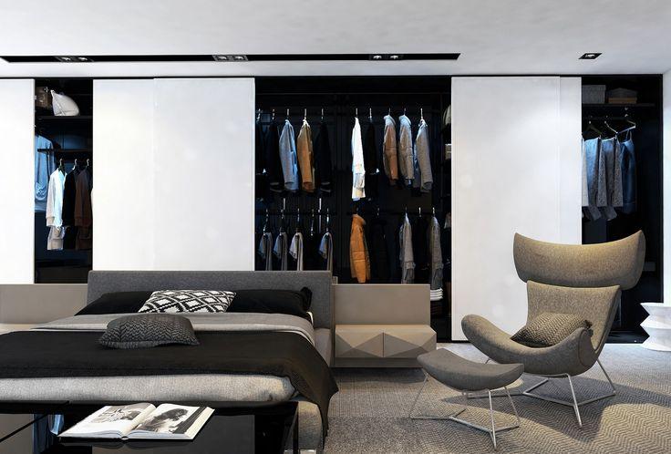 11 Dream Modern Closets Concept