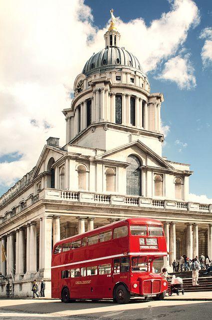 Greenwich, London by imagefactory-studio, via Flickr