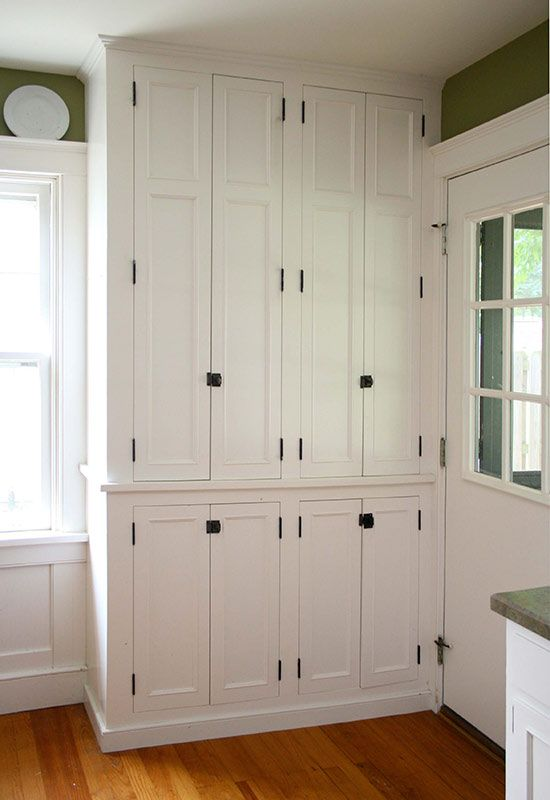 18 Best Cabinet Door Styles And Hardware Images On Pinterest Floor To Ceiling Pantry Cabinets In Kitchen