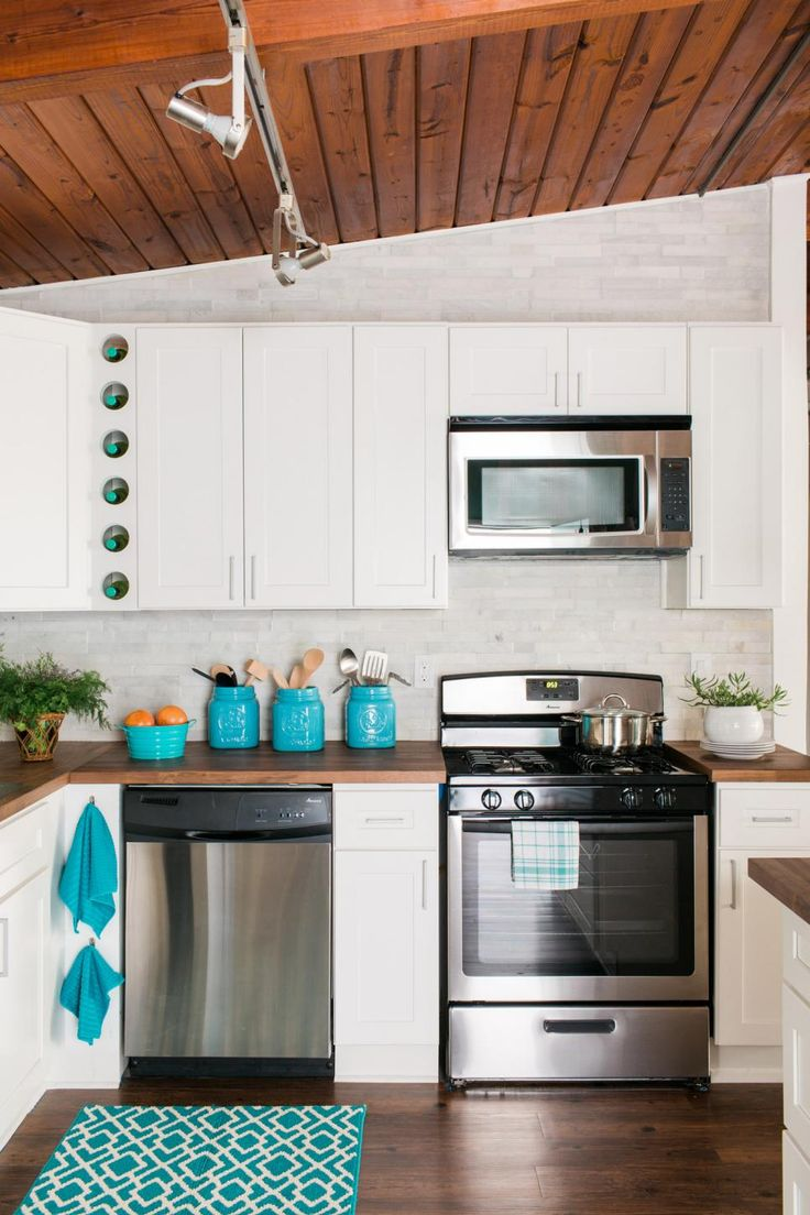 Budget Friendly Kitchen Makeover: 127 Best Images About Budget Decorating On Pinterest