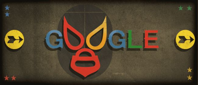El Santo Puts A Sleeper Hold On Today's Google Doodle – we are mitú