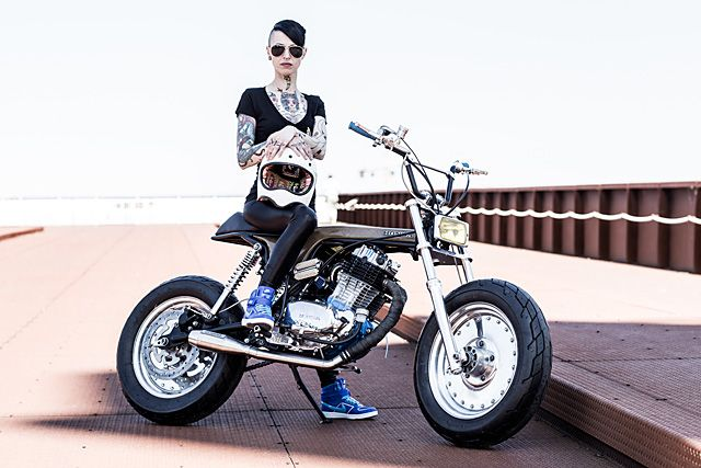 Honda 'Mad Dax' – Ed Turner Motorcycles | Pipeburn.com