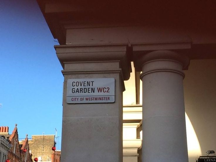 London, Covent Garden WC2