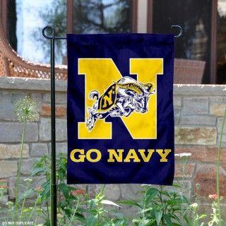 Naval Academy Garden Flag