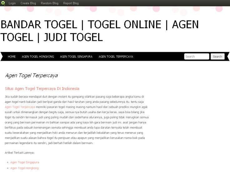 Agen Togel Terpercaya   Bandar Togel   Togel Online   Agen Togel   Ju…