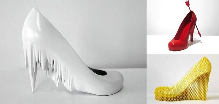 Cet artiste conçoit 12 paires de chaussures en souvenir de 12 relations passées