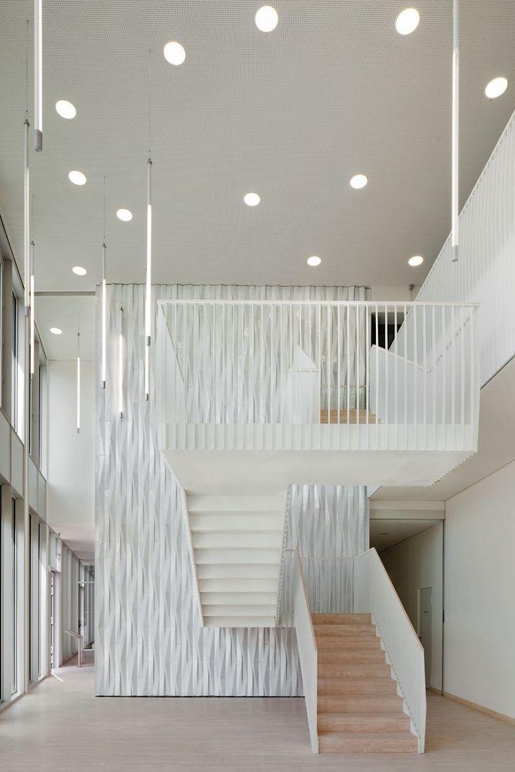 159 best barkow leibinger images on pinterest for Interior design freiburg