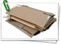 Todos los días toneladas de cartón terminan en la basura, ya que es uno de los principales materiales de embalaje de todo tipo de productos. Sobre todo en las actuales economías donde se potencia el consumismo a través de llamativos envases, en su mayoría confeccionados con este material. + info: www.barrameda.com.ar/dp/