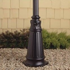Best 25 Outdoor Lamp Posts Ideas On Pinterest Garden