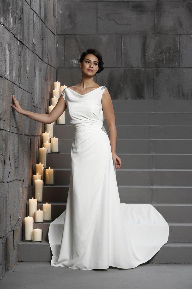 D'Zage #Bridal Style D31464