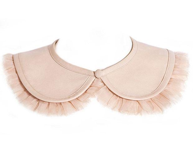 Tania Zekkout collar