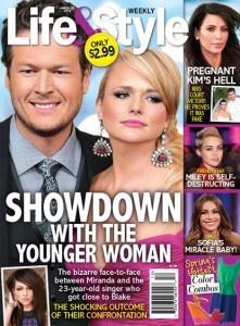 Miranda Lambert and Blake Shelton Mock Tabloid Rumors About Cheating