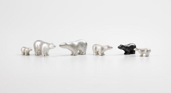EILEEN GATT JEWELLERY / Roaming Bear Miniatures