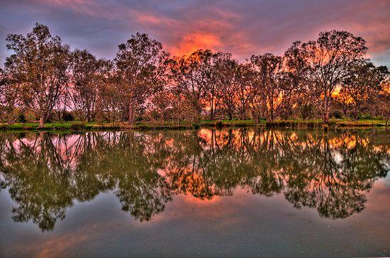 Murray River, Albury , NSW