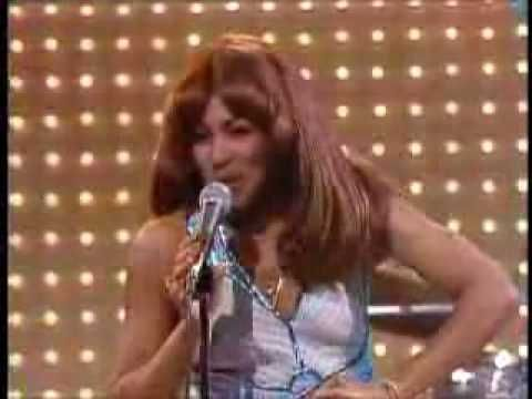Ike and Tina Turner - Proud Mary (best performance) - YouTube