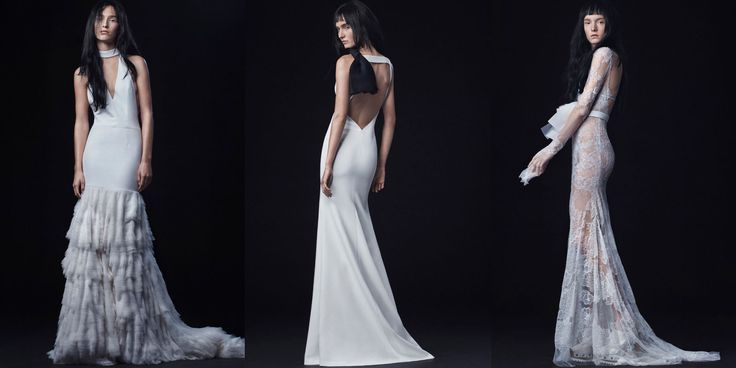 See the best looks from the top Bridal Week collections.