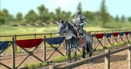 Középkori lovag