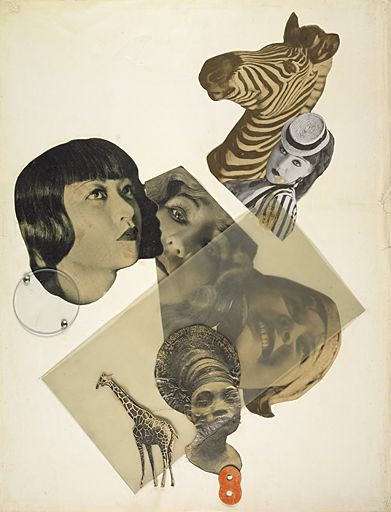 Marianne Brandt (German, 1893-1983), Untitled [with Anna May Wong], 1929 (Harvard Art Museum)