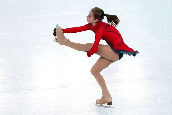Julia Lipnitska, Łyzwiarka, Sochi 2014