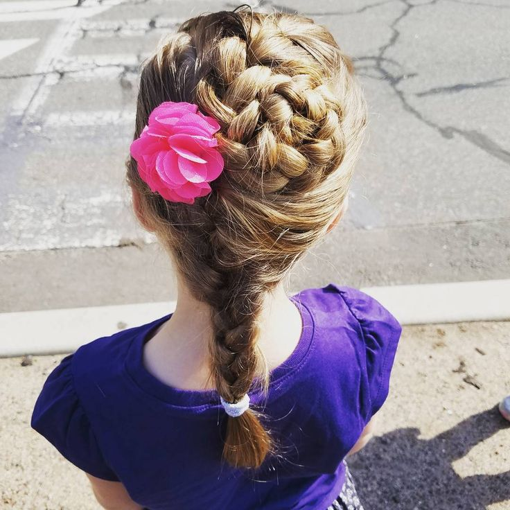 Remarkable 1000 Ideas About Cute Little Girl Hairstyles On Pinterest Hairstyles For Women Draintrainus