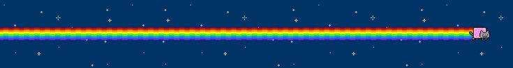Nyan cat Mobile Wallpaper