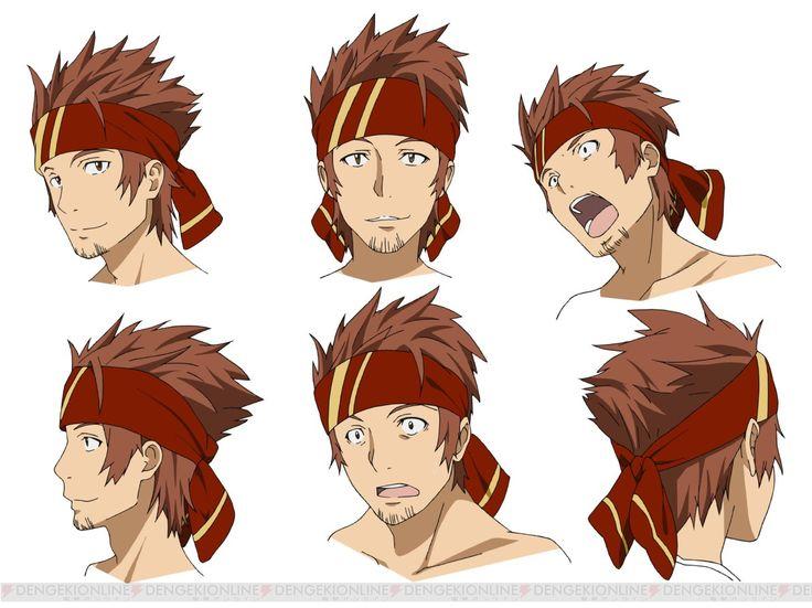 Sword Art ✤ || CHARACTER DESIGN REFERENCES | キャラクターデザイン | çizgi film • Find more at https://www.facebook.com/CharacterDesignReferences.