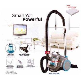 Cheap Midea MVC-V12K Bagless Vacuum Cleaner with HEPA Filter(1000W) +Free GiftOrder in good conditions Midea MVC-V12K Bagless Vacuum Cleaner with HEPA Filter(1000W) +Free Gift Before MI176HAAA9573JANMY-19466455 Home Appliances Vacuums & Floor Care Vacuum Cleaners & Accessories Midea Midea MVC-V12K Bagless Vacuum Cleaner with HEPA Filter(1000W) +Free Gift  Search keyword Midea #MVCV12K #Bagless #Vacuum #Cleaner #with #HEPA #Filter1000W #Free #Gift #Midea MVC-V12K Bagless Vacuum Cleaner with…