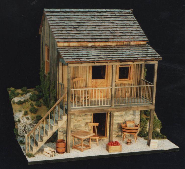 Miniature house