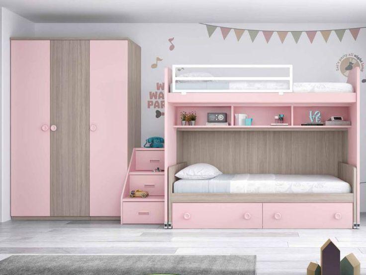 Dormitorio Juvenil F266