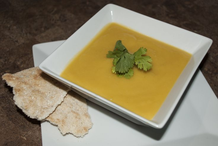 Crema de Auyama | Venezuelan Cream of Squash Calabaza (Soup)