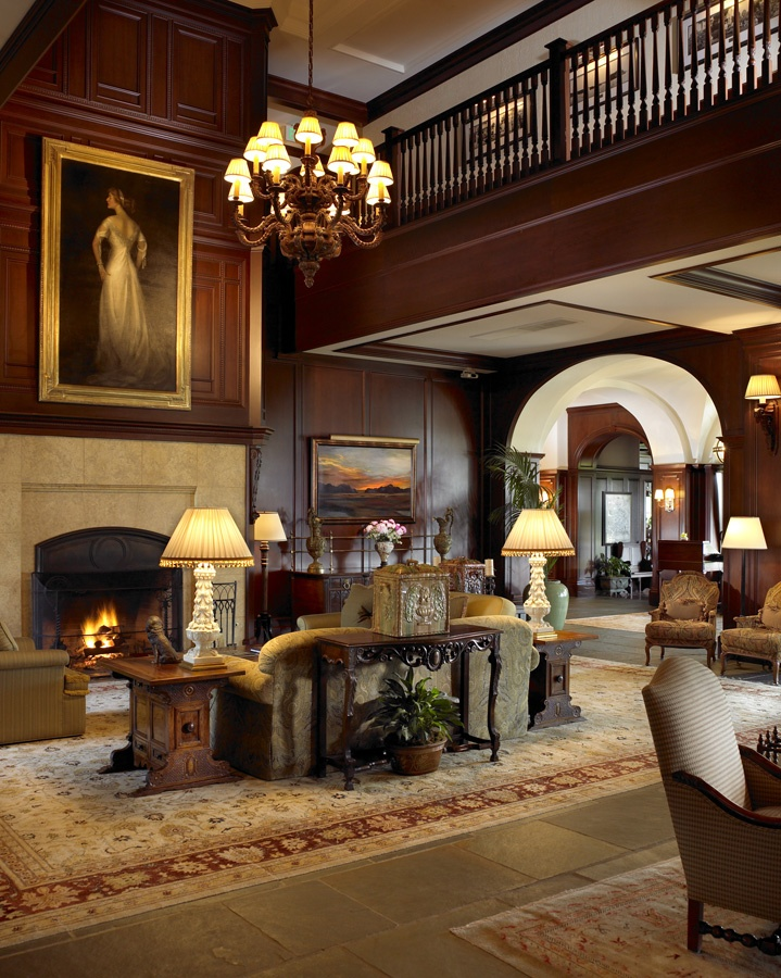 Hotel Of The Day The Lodge at Sea Island Golf Club