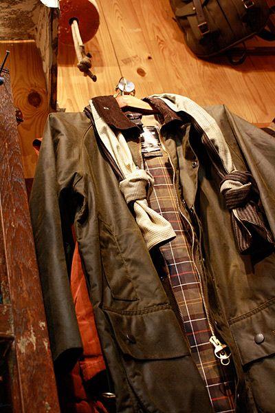 Barbour Beaufort.. Best Jacket Ever